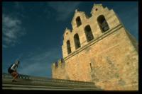 Kirchendach, Les Stes Maries de la Mer, 2002