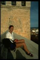 Zweitgeduldigste Frau der Welt, Les Stes Maries de la Mer, 2002