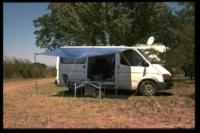 Ford Transit, Aigues Mortes, Camargue, 2002