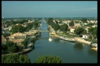 Kanal, Aigues Mortes, Camargue, 2002