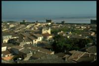Stadtmauer, Aigues Mortes, Camargue, 2002