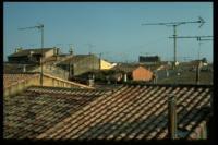 Alt und Neu, Aigues Mortes, Camargue, 2002