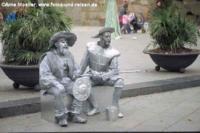 Lebende Statuen 11