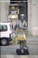 Lebende Statuen 4