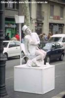 Lebende Statuen 9