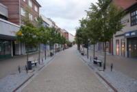 Fußgängerzone Ballerup, Dänemark