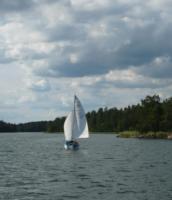 Nähe Sturkö, Blekinge, Schweden