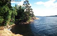 Kanutour, Dalsland, Schweden