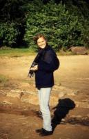 Zweitgeduldigste Frau der Welt, Vänern , Schweden